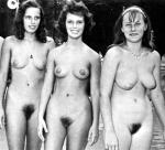 nudist sisters and a friend circa 1966